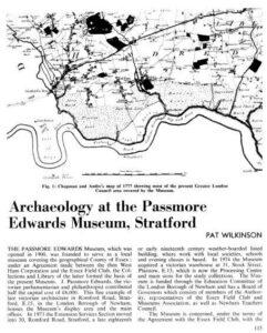 The Passmore Edwards Museum Stratford, London