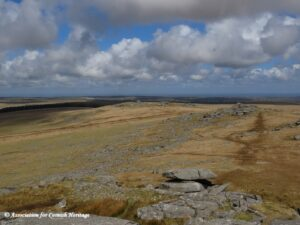 Bodmin Moor - From Rough Tor
