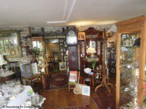 Lostwithiel Antique Shop