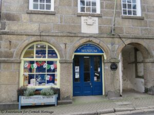 Lostwithiel Museum in the Old Guildhall