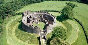 Restormel Castle, Lostwithiel