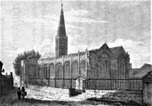 St Mary's Truro c1824