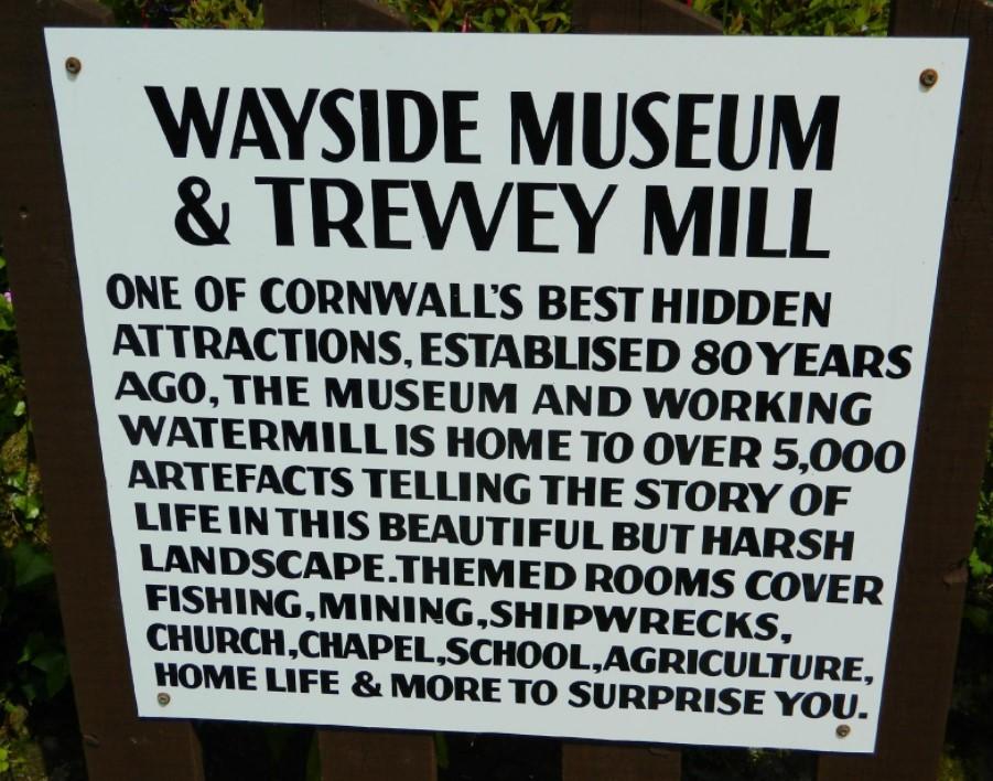 Wayside Museum 2013