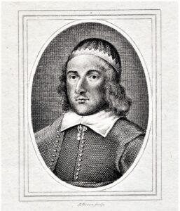 John Norden (1547-1625) Drawing circa 1614