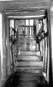 Penfound Manor Stairs