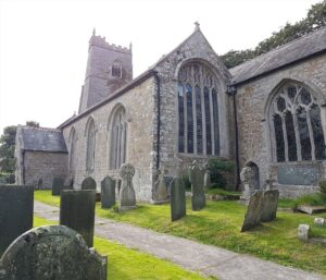 St Kew Church, Cornwall