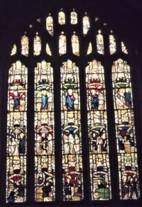 St Neot - The Creation, South Chapel east