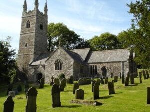 St Winwaloe's Church, Poundstock, Cornwall