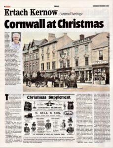 Ertach Kernow - Cornwall at Christmas