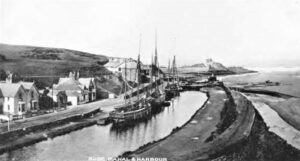 Bude Canal & Harbour circa 1910