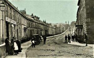Lemon Street with John Julian & Co at the bottom