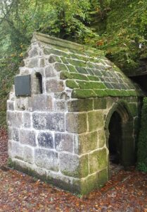 Menacuddle Well. near St Austell