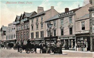 N Gill & Son, Boscawen Street, Truro