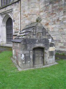 St Gurons Well House, St Petrocs Church, Bodmin