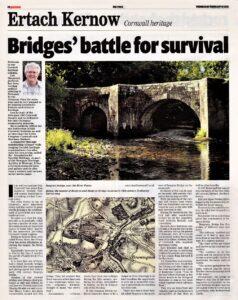 Ertach Kernow - Bridges Battle for Survival [Respryn Bridge]