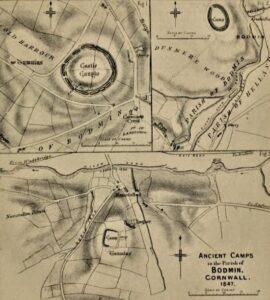 Castle Canyke - Sir John Maclean [Drawing]