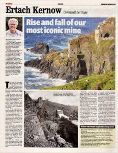 Ertach Kernow - Rise and fall of our most iconic mine