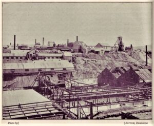Dolcoath Mine - J C Burrow