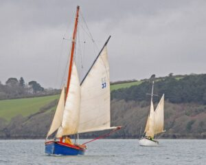 Fal Oyster Dredgers (Fishing News)