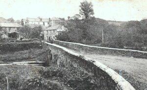 Mylor Bridge pre-widening