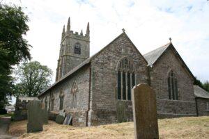 St Gorran Church, Goran