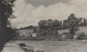Tresillian Village early 20th century