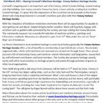 Sharing Cornwall's Maritime Heritage - Fowey Harbour Heritage Society