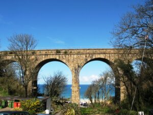 Carbis Bay Viaduct 2009