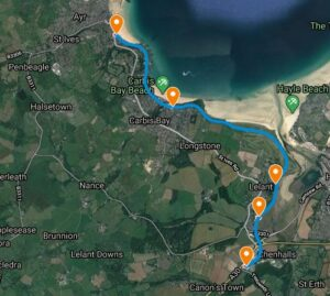 Railway - St Erth to St Ives