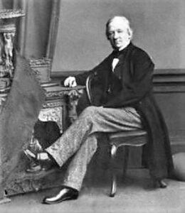 Robert Hunt 1807 - 1887