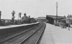 St Erth, looking towards Penzance - May 1920