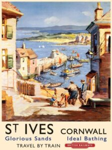 Travel by Train - St Ives