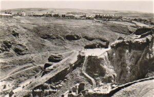 Cornwall postcard - Castle Keep, Tintagel
