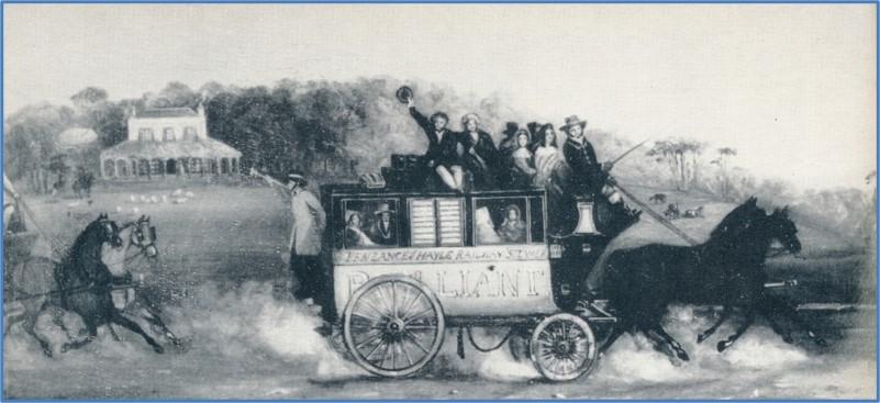 Stagecoach & Mail Coach