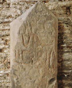 Roman Milestone Tintagel