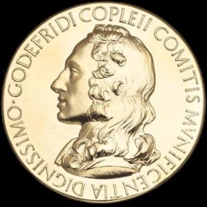 Sir Geoffrey Copley Gold Medal