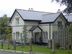 The Old Toll House - Grade II at Liskeard