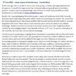 Ertach Kernow Heritage Column - 02 June 2021 - Latest chapter of Cornish story