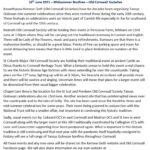 Ertach Kernow Heritage Column - 16 June 2021 - Midsummer Bonfires