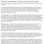 Ertach Kernow Heritage Column - 23 June 2021 - Summer Activities