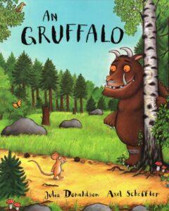 An Gruffalo - translated by Ray Chubb