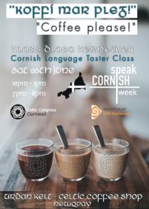 Celtic Congress - Urban Kelt - Celtic Coffee Shop Event