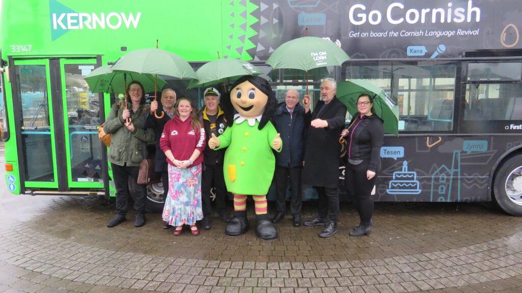 Golden Tree - Go Cornish Launch