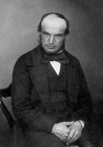 John Couch Adams (1819-1882) astronomer
