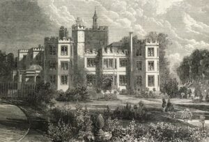 Mount Edgcumbe House. Cornwall 1865