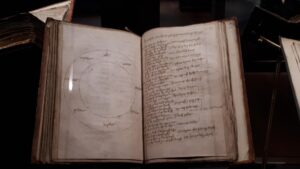 Ordinalia written in historic Cornish has been translated language to modern Cornish
