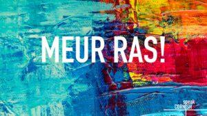 Speak Cornish - Theme 2021 'Meur ras'