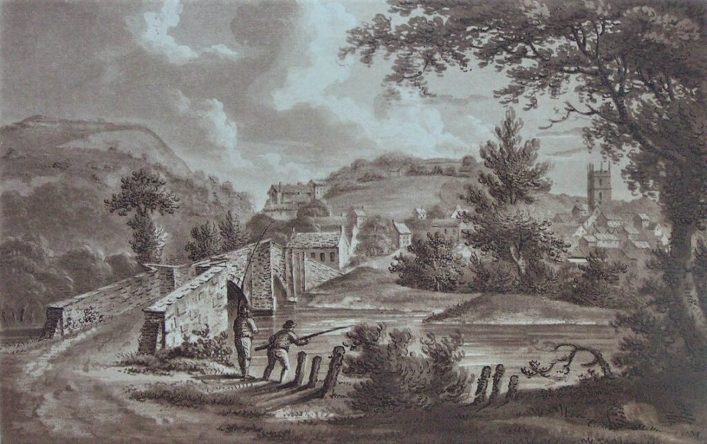 St Austell Engraving 1803