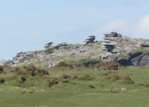 Stowes Hill, Bodmin Moor