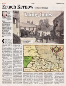Ertach Kernow- Taxing Times Cornwall's Hundreds 'Stratton'